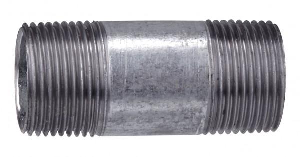 Verzinkt Rohrnippel 3/4'x 60 mm