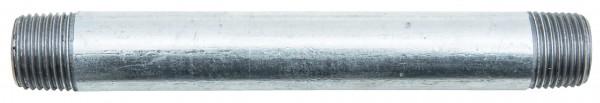 Verzinkt Rohrnippel 1/2'x 150 mm