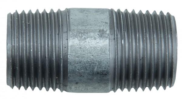 Verzinkt Rohrnippel 1/2'x 40 mm