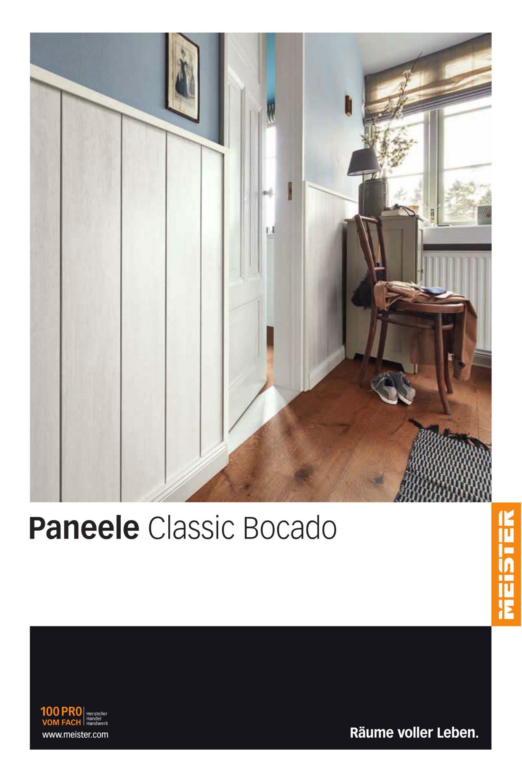 Meister-Paneele Classic Bocado