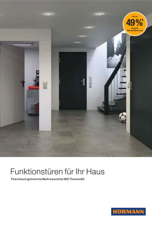 Hörmann-Funktionstüren für Ihr Haus