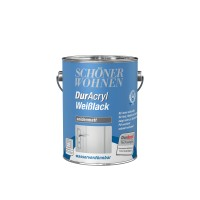 Sw Duracryl Weißlack 10935000 2.5