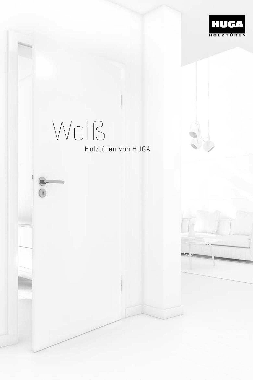 Holztüren-Weiss
