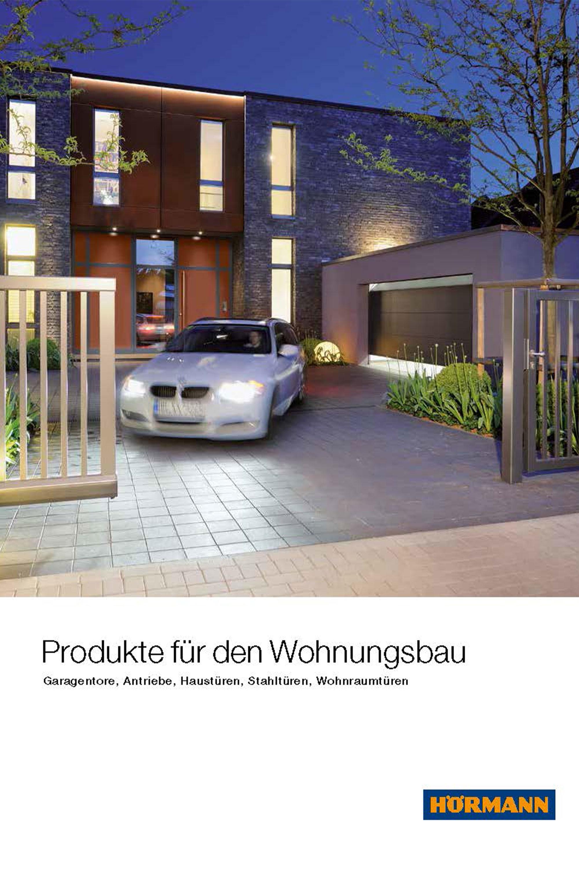 Hörmann-Produkte für den Wohnungsbau
