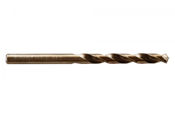 Spiralbohr. Hss(Co)-E 6.0 mm