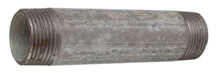 Verzinkt Rohrnippel 1/2'x 100 mm