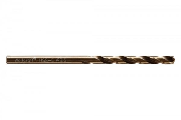 Spiralbohr. Hss(Co)-E 3.5 mm