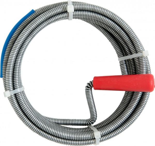 Reinigungsspirale 9 mm 5 mtr