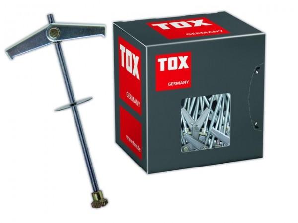 Tox Federklappdübel Spagat M4