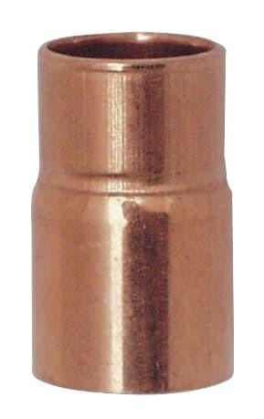 Cu Reduzier-Nippel 22A X 15 mm