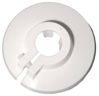 Kunststoff Klemmrosetten 12 mm