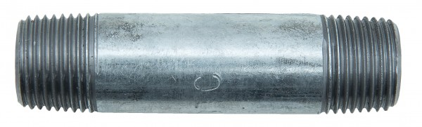 Verzinkt Rohrnippel 1/2'x 80 mm