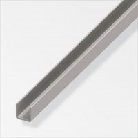 U-Profil 16 x 16 x 16 x 1.5 mm Stahl 10935000