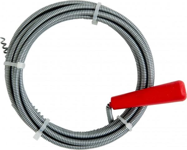 Reinigungsspirale 6 mm 3 mtr