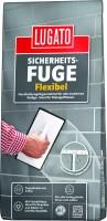 Lugato Sicherheitsfuge Flexibel Farbe: Silbergrau - 1 kg