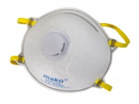 Feinstaub-Filtermaske FFP3 Inhalt: 1 Stück